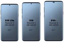 samsung galaxy s10 series leaked image renderings with camera hole |h2s media