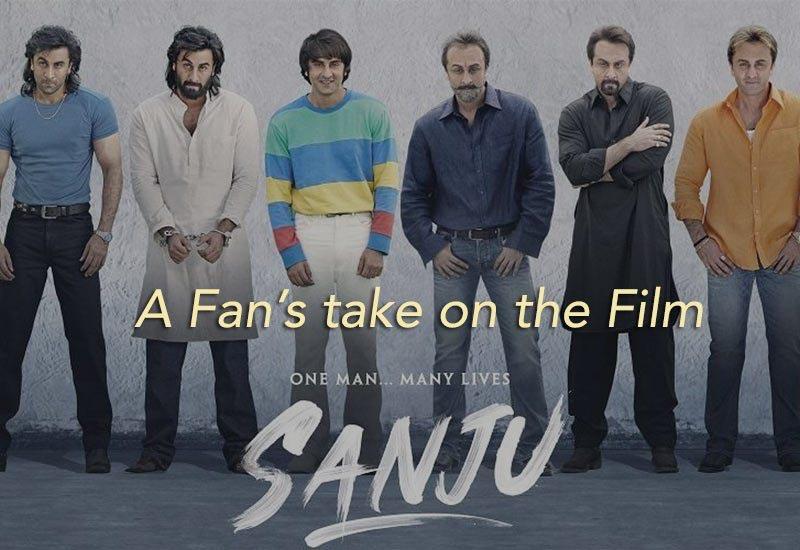 Sanju - A Fan's Take On The Film - Anubhav Anand