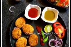 sattu n mix vegetable kabab made in air-fryer
