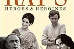satyajit's heroes and heroines: a travel through time