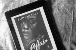 seductive affair by rishabh puri #bookreview @srishtipub