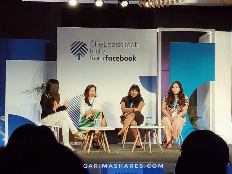 SheLeadsTech Summit 2019, 596 Women-Led Startups In 87 Cities | GarimaShares
