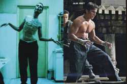 shocking: hollywood actors who immersed themselves into the skin of their characters
