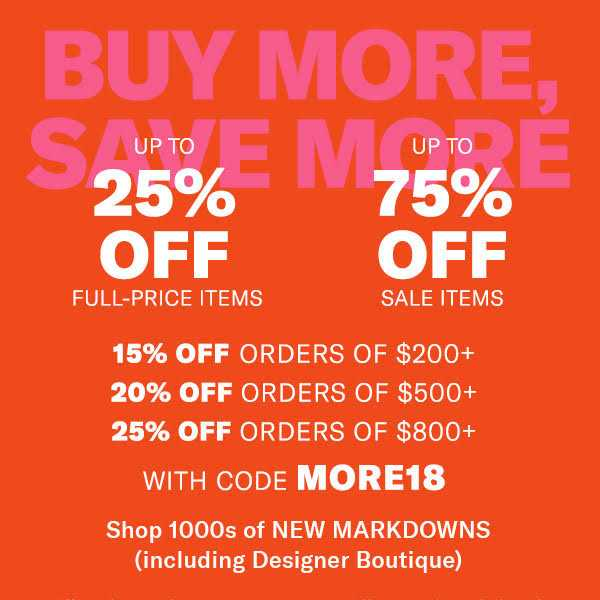 ShopBop Black Friday Sale Offer & Haul