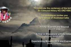 Sir Edmund Hillary   Centenary Celebrations