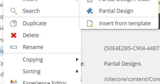 Sitecore Experience Accelerator (SXA): What Is Partial Design In SXA?