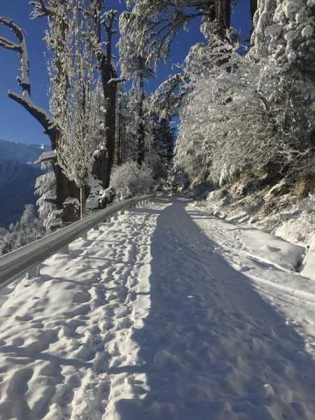 Snowfall Near Delhi | 7 AWESOME Places To Visit In Himachal Pradesh