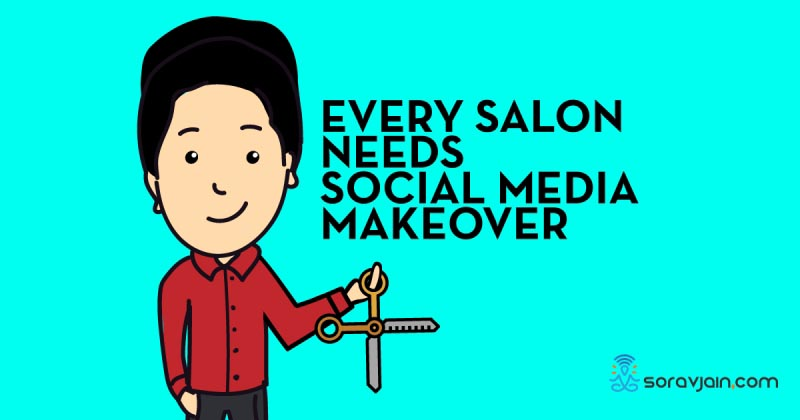 Social Media Marketing Strategy For Salons - The Journey Of WINK