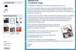 Social Media Marketing and Facebook