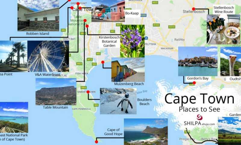 South Africa Travel Blog: Best Way To See, Tips, Itinerary, Safety, Cost