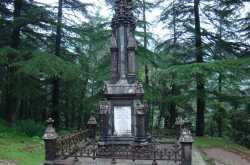 St John in Wilderness - A Memorial to Earl of Elgin