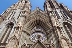 St. Philomena Church, Mysore, India
