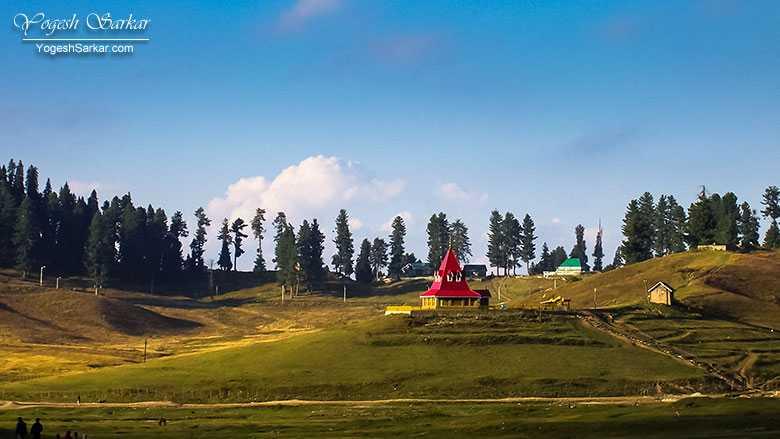 Starting For Autumn Trip To Kashmir