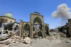 Suicide bomber kills at least 15 in Mosul
