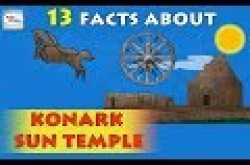 Sun Temple,Giant chariot and the stone wheels, pillars, Konark