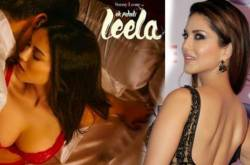 Sunny Leone as the queen of seduction in and as 'Leela'