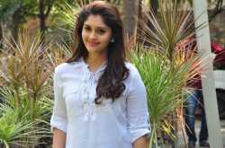 Surbhi Puranik Glamourous PhotoShoot In White Tops