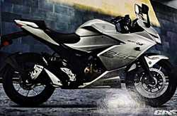 suzuki gixxer 250 [sf250]- new images, price and launch in india - autopromag
