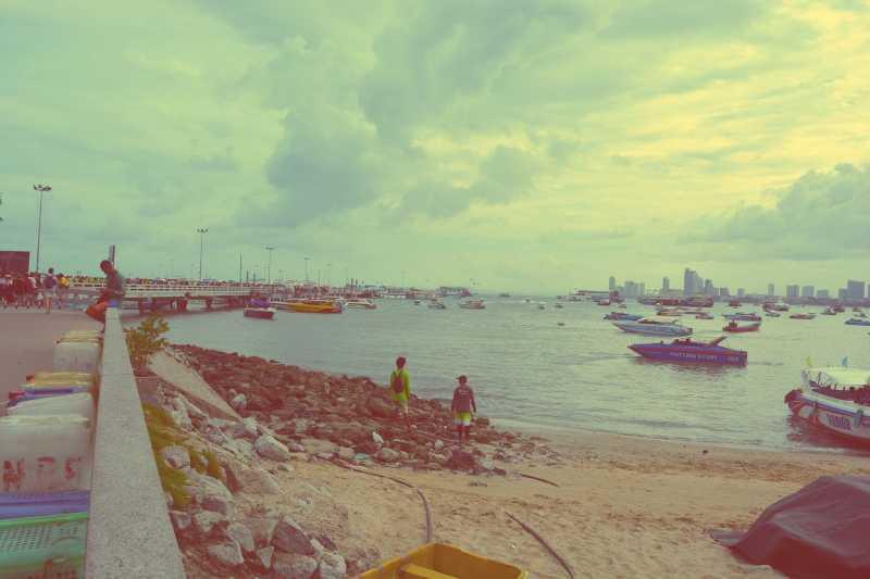 THE GREAT ESCAPE- THAILAND TRIP