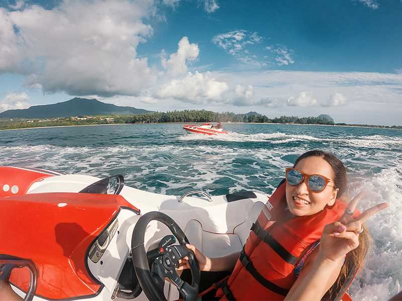 TOP 5 Adventurous Things To Do In MAURITIUS! - Sassy Shif Says