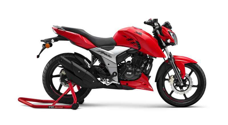 TVS Apache RTR 160 ABS With FI Launched