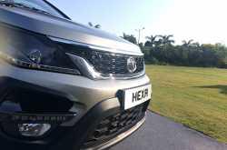 Tata Hexa Experience
