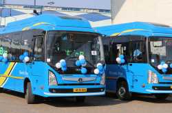 tata motors to supply 80 electric buses to wbtc