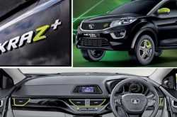 Tata Nexon Kraz Edition Launched - Specifications, Price & Review
