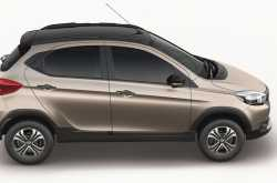 Tata Tiago NRG launched - the
