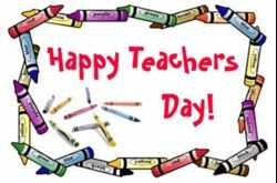 Teachers Day Wishes 2017