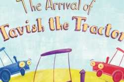 the adventures of tavish the tractor by anne k. stewart - [book review]