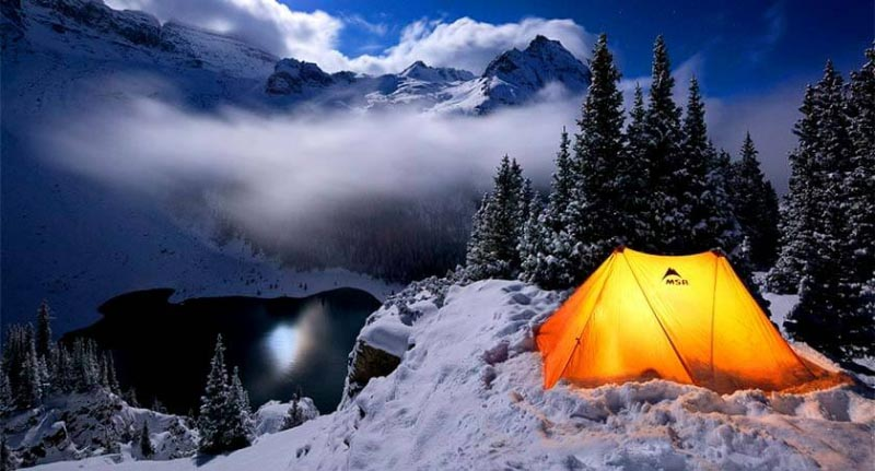 The Best Cold Weather Tents For Winter Camping | Campstuffs