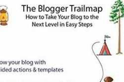 the blogger trailmap - how to take your blog to the next level in easy steps - a book review