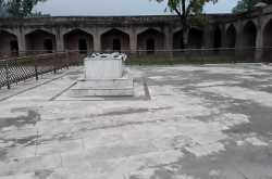 The Chingus Fort , Rajouri Jammu where Jahangir