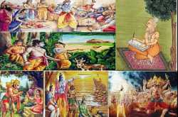 The Great Indian Epics - A Bibliophilic Journey - Part 1
