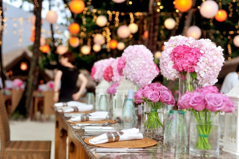 The Hottest Event Planning Decor Tips And Trends- ClickandFab