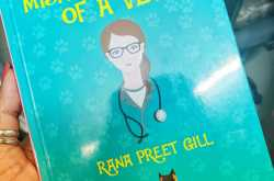 the misadventures of a vet by rana preet gill - book review
