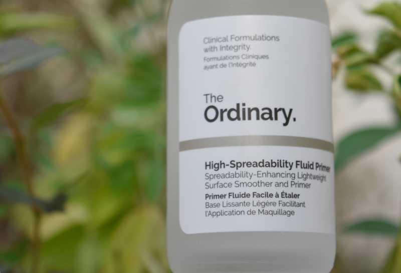The Ordinary High-Spreadability Fluid Primer Review