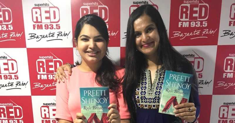 The Rule Breakers By Preeti Shenoy, Out In Stores Now! Also Let
