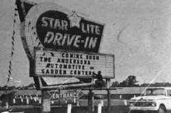 The Starlite Drive-In by Marjorie Reynolds: First Page Mondays #Firstpagemondays