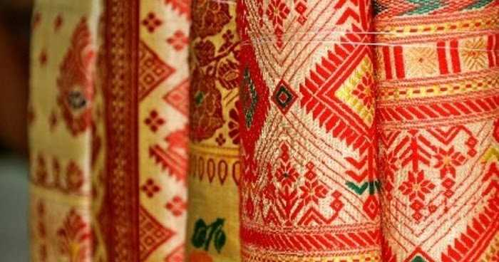 The Story Of North-East India's Rich Fabric Culture