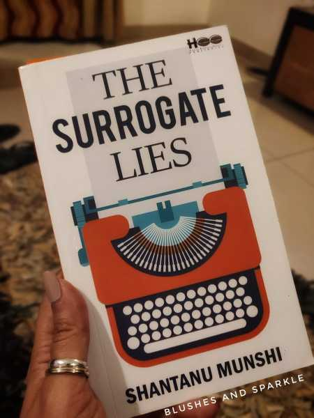 The Surrogate Lies By Shantanu Munshi - Book Review