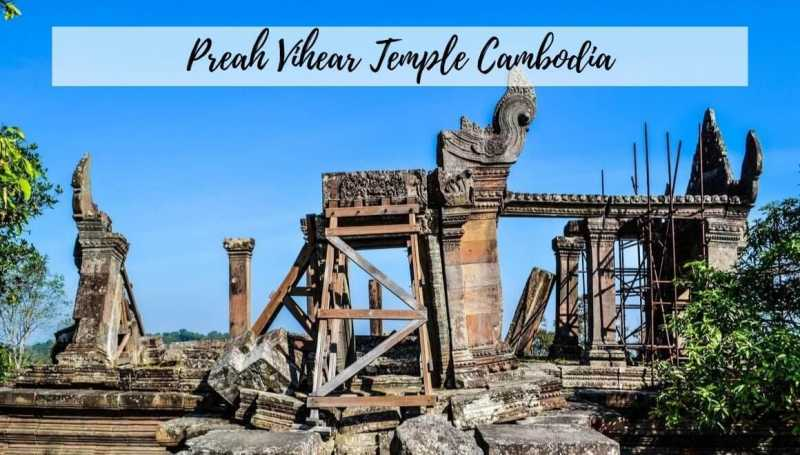 The Temple Of Preah Vihear, Cambodia - Not At War Anymore! - STORIES BY SOUMYA