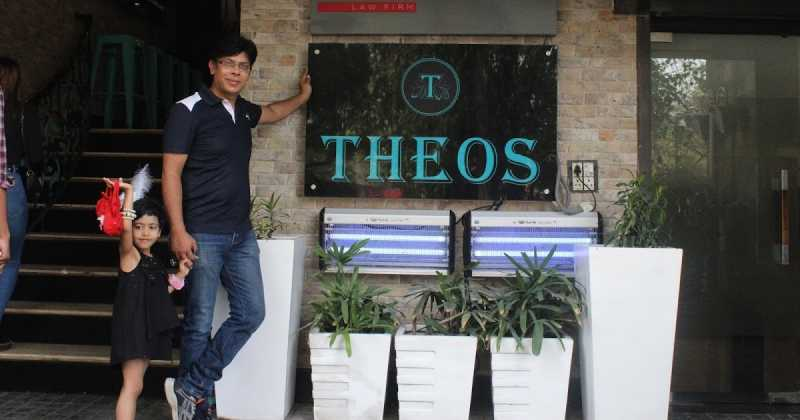 The Finest Bakery In Noida: Theos