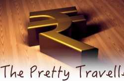 The pretty traveler