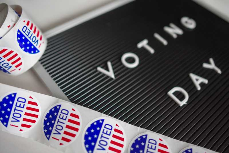 Today Is Election Day In The United States. Please Vote!