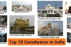 top 10 gurudwaras in india