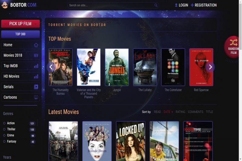best torrent movie download sites 2018