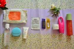 top 3 basic steps to take care of your skin while travelling