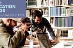 Top 6 Education Blogs You Must Follow In 2019 - Makeup Review And Beauty Blog